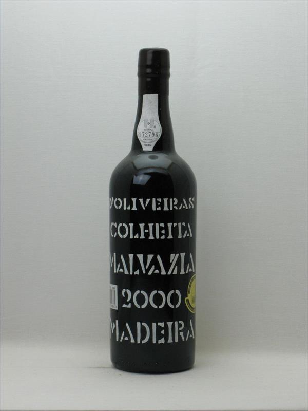 d Oliveiras Malvasia 2000 Madeira Image 1