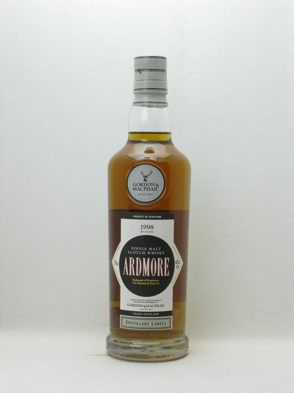 G&M Distillery Edition Ardmore 21 Year Old Scotland Image 1