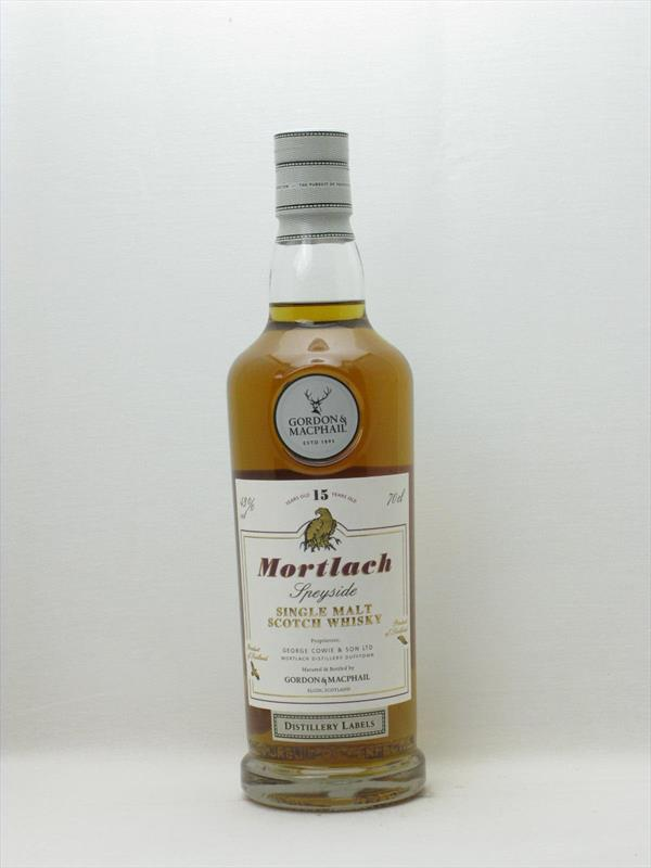 G&M Distillery Edition Mortlach 15 Year Old Scotland Image 1
