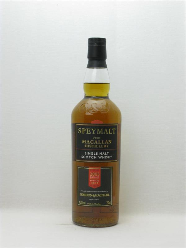 G&M Macallan Speymalt 2005 43% Scotland Image 1