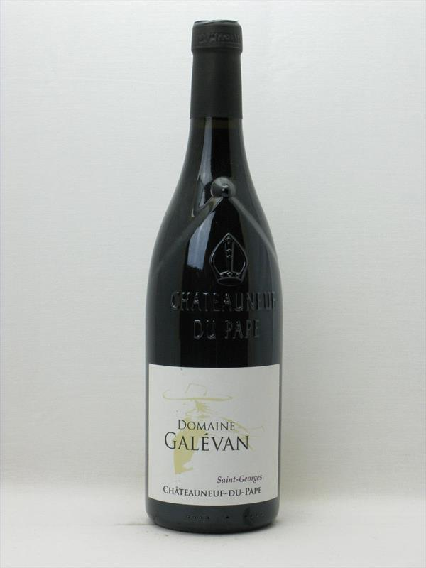 Galevan Chateauneuf-du-Pape St Georges 2016 Image 1