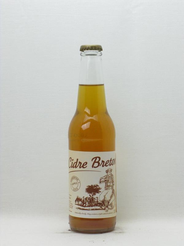 Guillet Cidre Breton 330ML Brittany Image 1