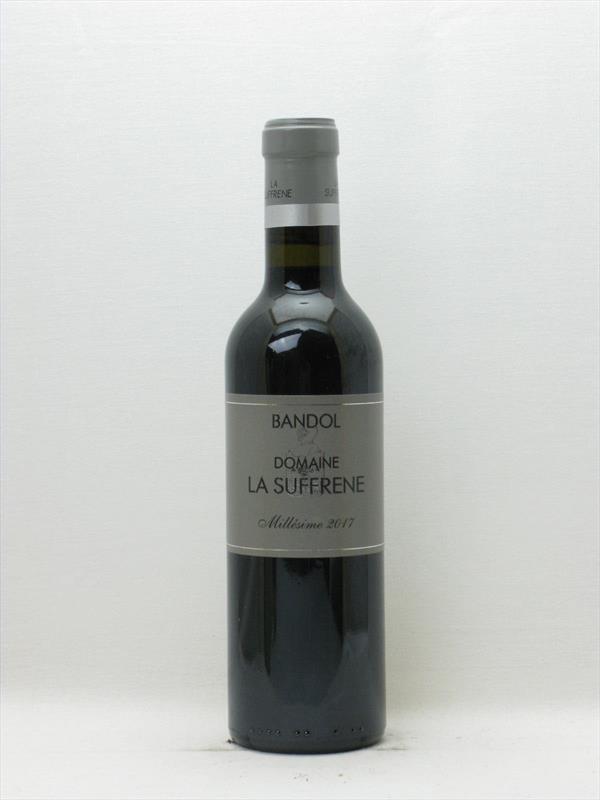 La Suffrene Bandol Rouge Half Bottle 2015/2017 Provence Image 1