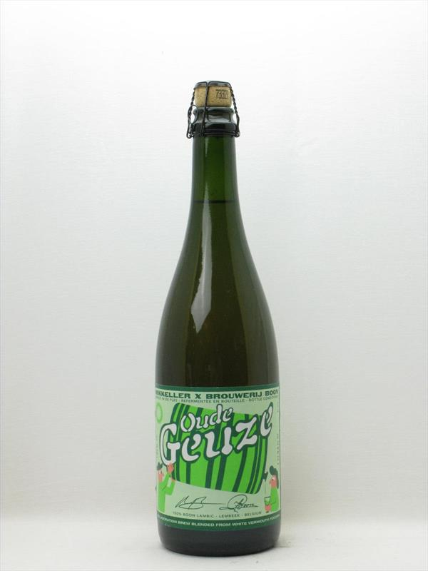 Mikkeller x Boon Oude Gueze Vermouth 6.6% 750ml Lembeek Image 1