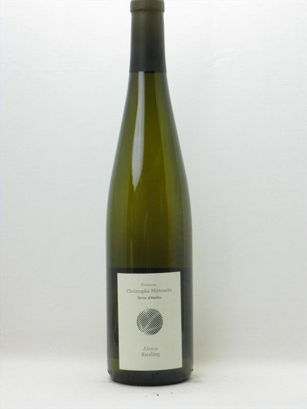 Mittnacht Riesling Terre d Etoiles 2018 Alsace Image 1