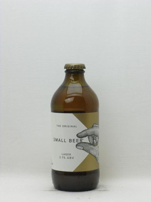 Small Beer Co Lager Bermondsey Image 1