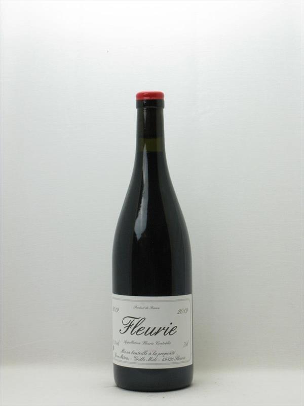 Yvon Metras Fleurie 2019 Beaujolais Image 1