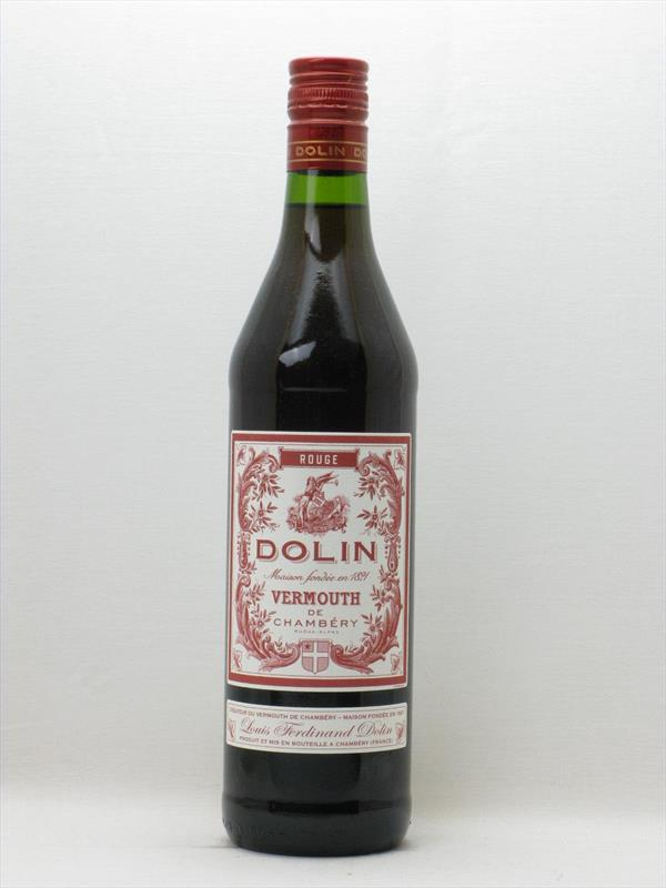 Dolin Vermouth de Chambery Rouge 16% France Image 1