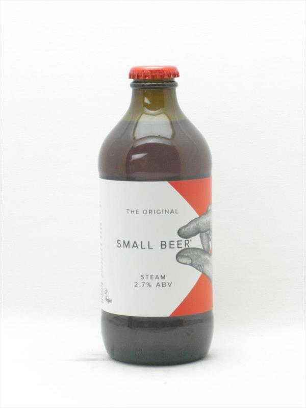 Small Beer Co Steam 2.7% 330ml Bermondsey Image 1