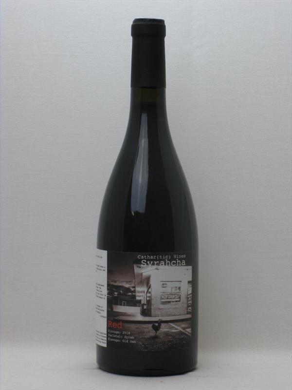 Cathar(tic) Wines Syracha IGP 2018 Roussillon Image 1