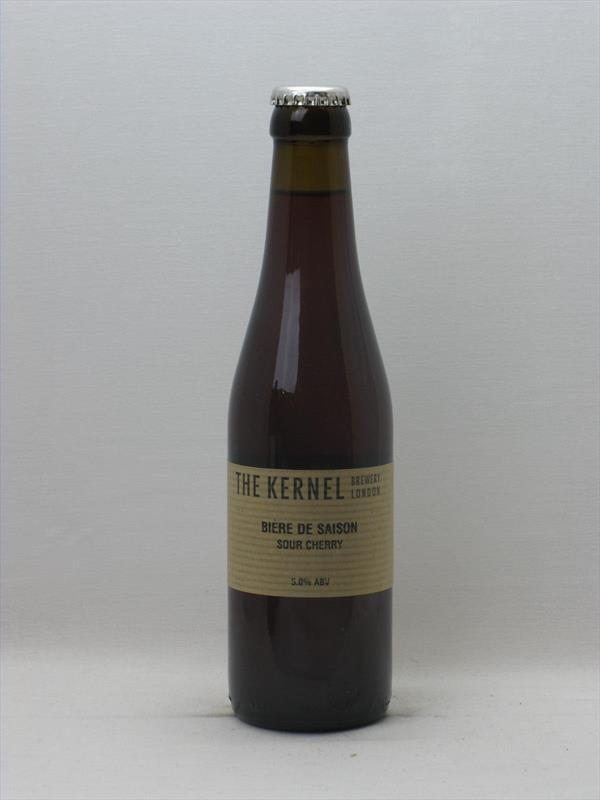 The Kernel Biere de Saison Sour Cherry 5% 330ml Image 1
