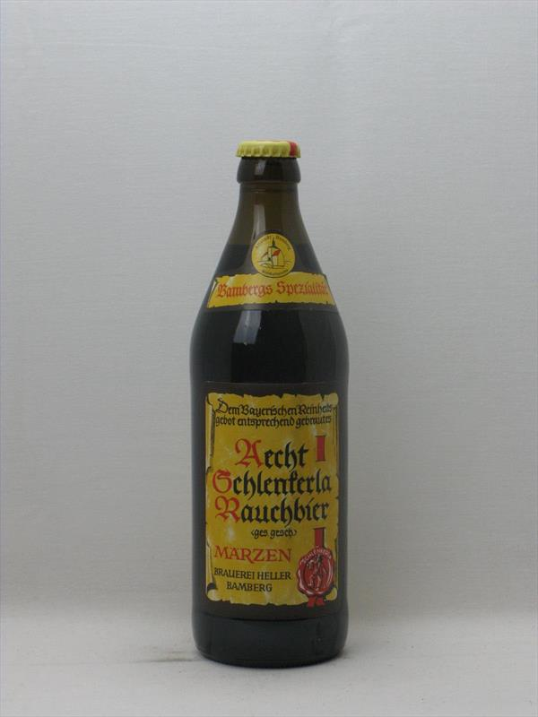 Schlenkerla Rauchbier Marzen 5.1% 500ml, Bamberg Image 1