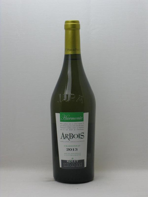 Rolet Arbois Chardonnay Harmonie 2013 Jura Image 1