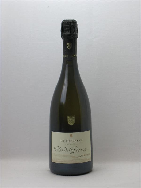 Champagne Philipponnat Clos des Goisses 2008 Image 1