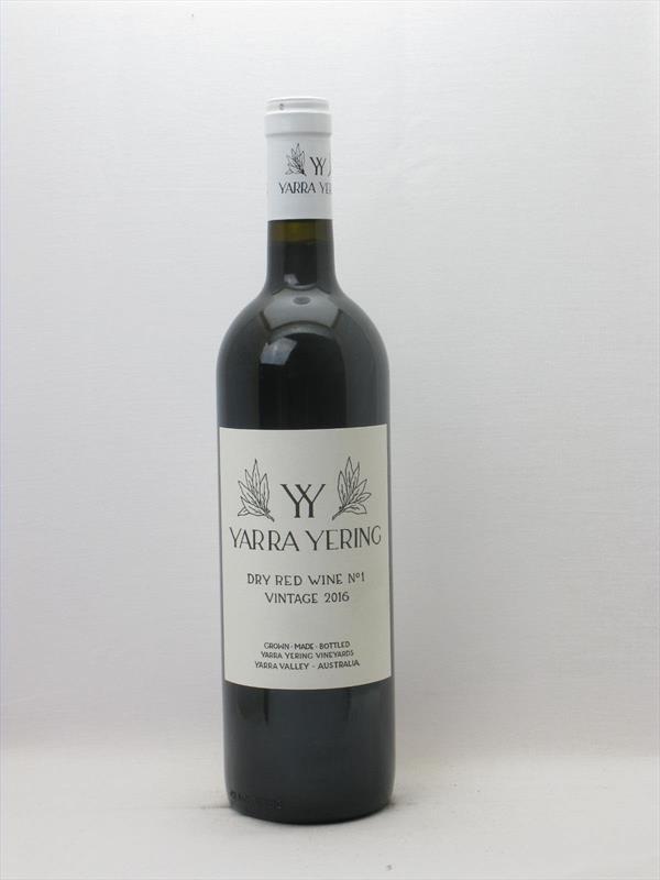 Yarra Yering Dry Red No 1 2016 Yarra Valley Image 1