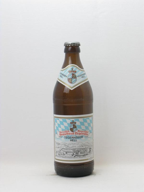 Herzoglich Bayerisches Brauhaus Tegernseer Hell 4.8% 500ml, Bavaria Image 1