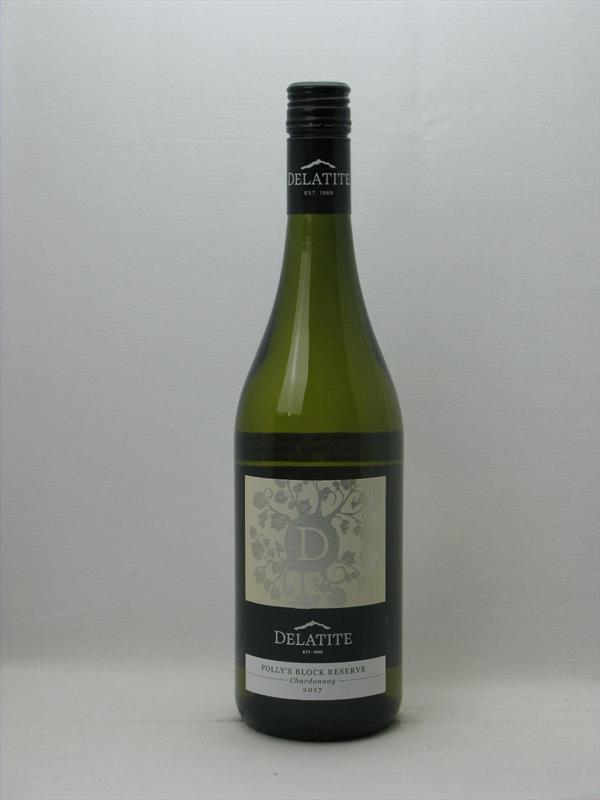 Delatite Pollys Block Reserve Chardonnay 2017 Victoria Australia Image 1