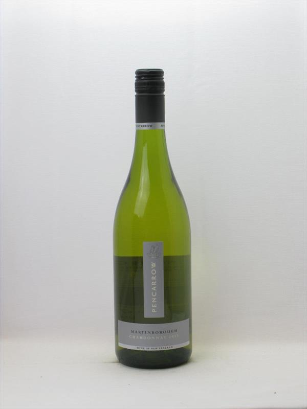 Pencarrow Chardonnay 2015 Martinborough Image 1