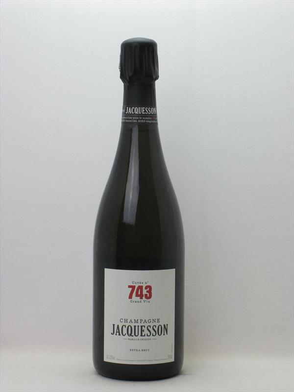 Champagne Jacquesson Cuvee 743 Extra Brut NV Image 1