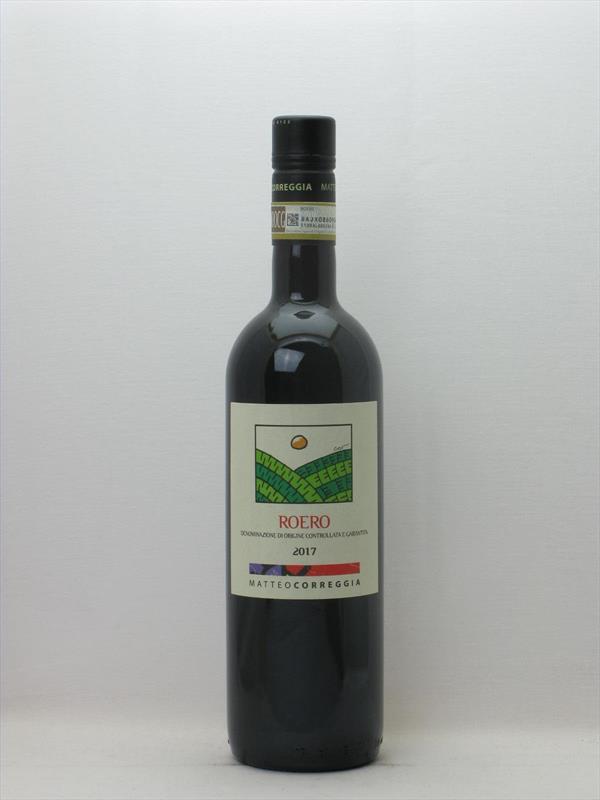 Correggia Roero Nebbiolo 2017 Piedmont Image 1