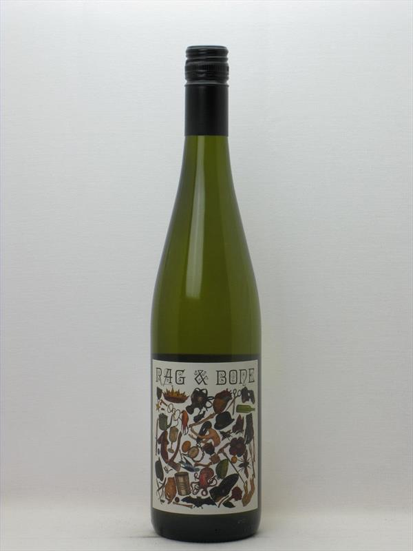 Smalltown Vineyards/Magpie Estate Rag and Bone Riesling 2020 Eden Valley Image 1