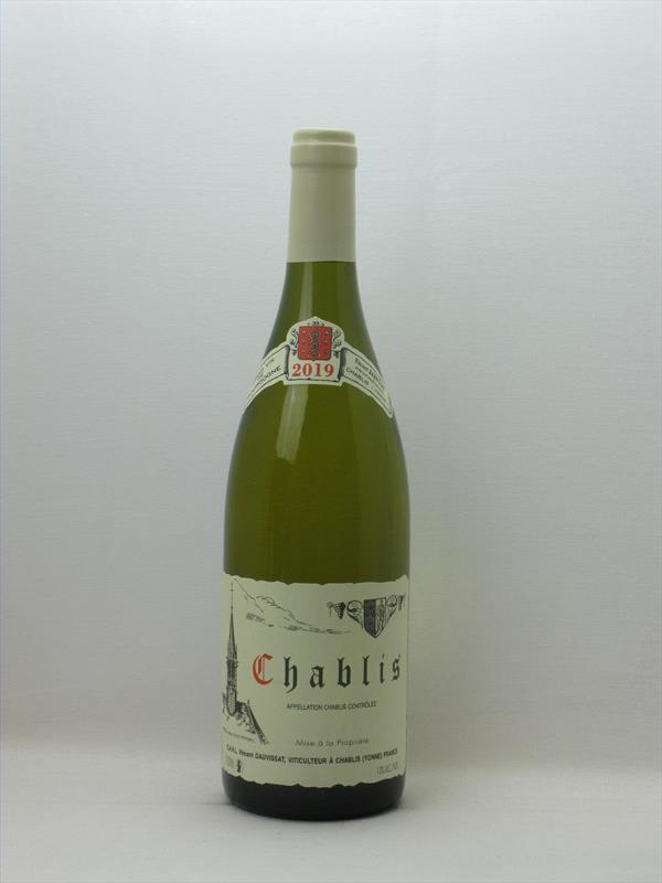 Vincent Dauvissat Chablis 2019 Burgundy Image 1