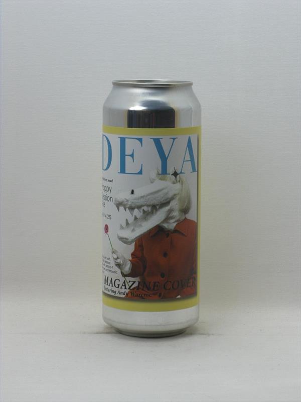 DEYA Magazine Cover Session IPA 4.2% 500ml Cheltenham Image 1