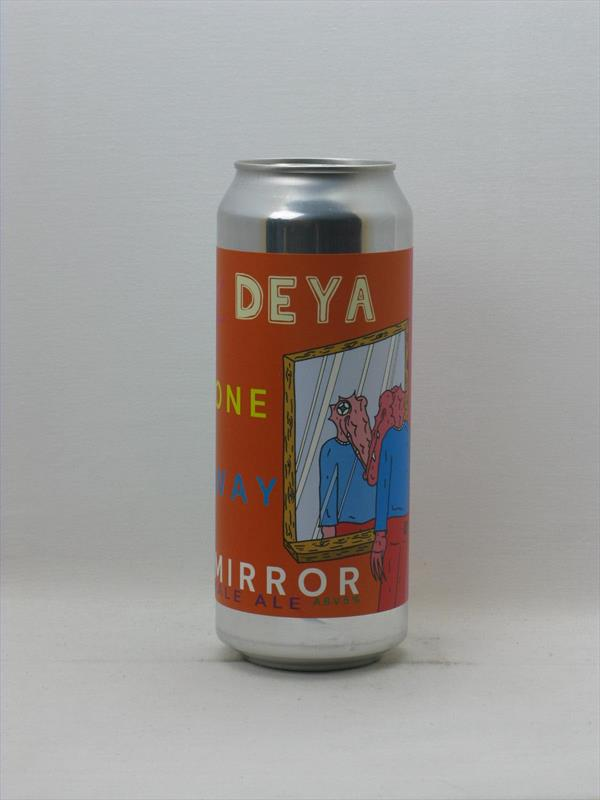 DEYA ONE (1) Way Mirror 5% 500ml Cheltenham Image 1