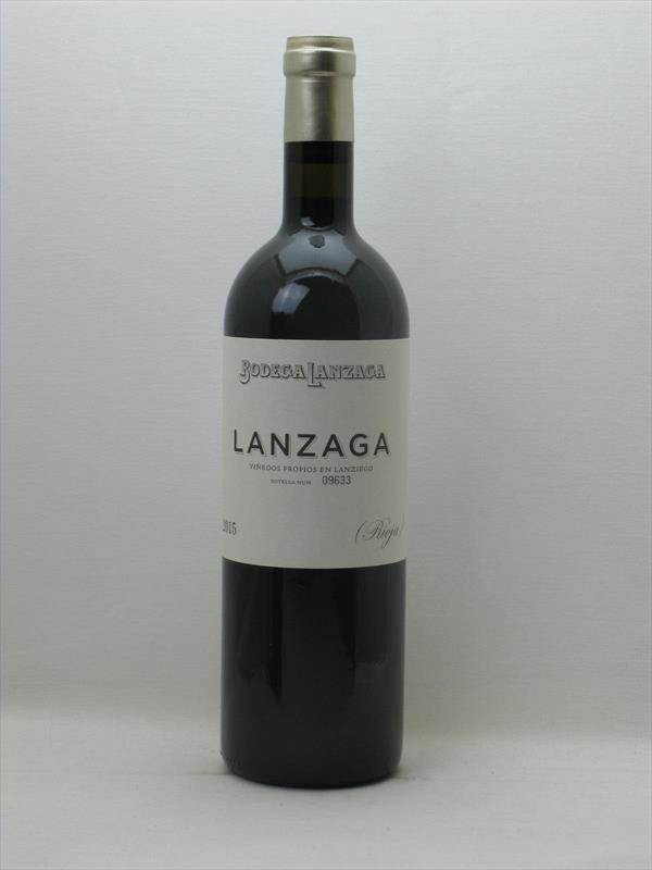 Lanzaga 2015 Rioja Image 1