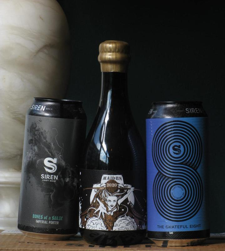 Siren 8th Anniversary Beer Trio Image 1
