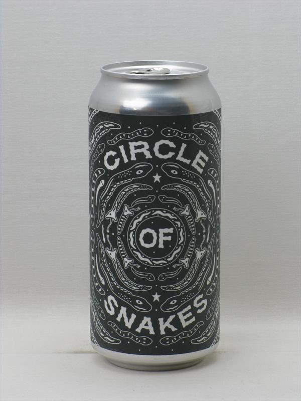 Black Iris Circle of Snakes DIPA 8% 440ml Nottingham Image 1