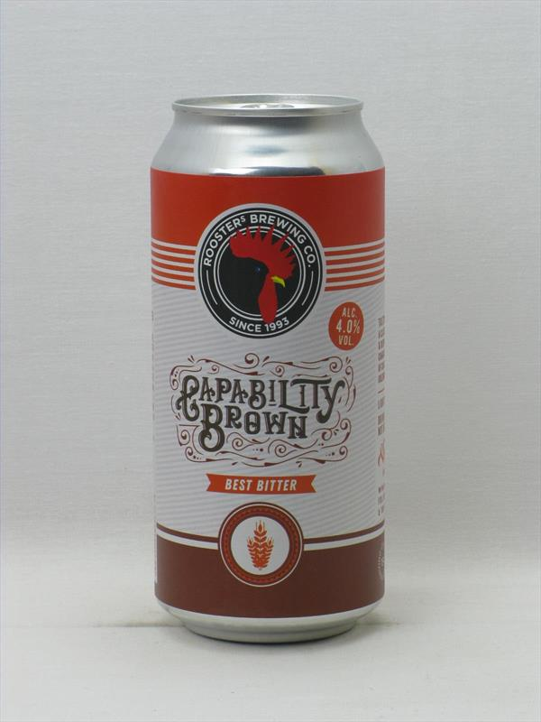 Roosters Capability Brown Best Bitter 4% 440ml Harrogate Image 1