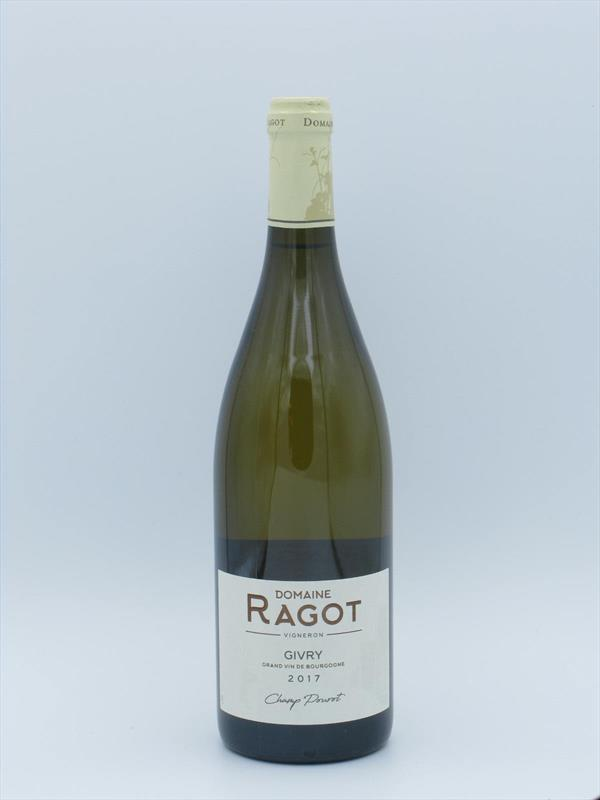 Domaine Ragot Givry Blanc Champ Pourot 2017 Image 1