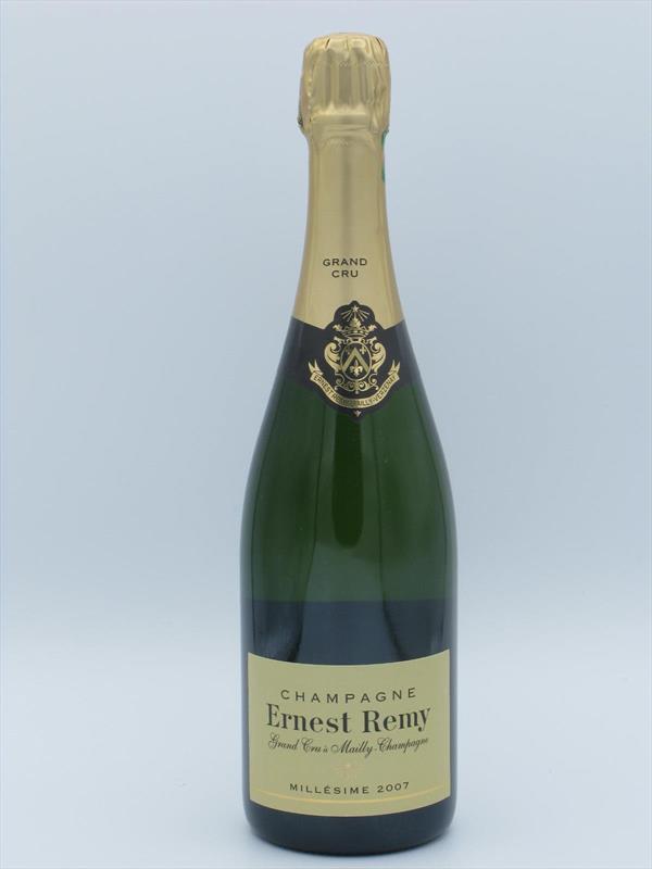 Champagne Ernest Remy 2007 Grand Cru Image 1