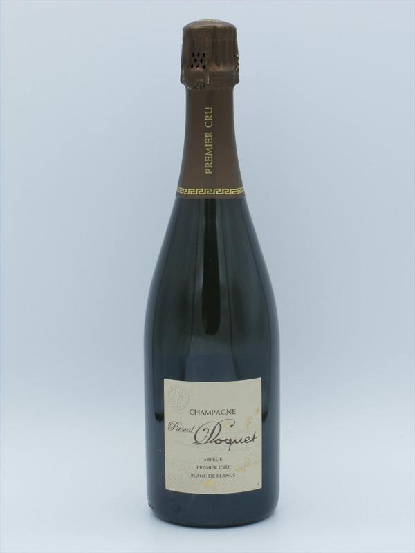 Champagne Pascal Doquet Arpege 1er Cru Blanc de Blancs Extra Brut NV Image 1