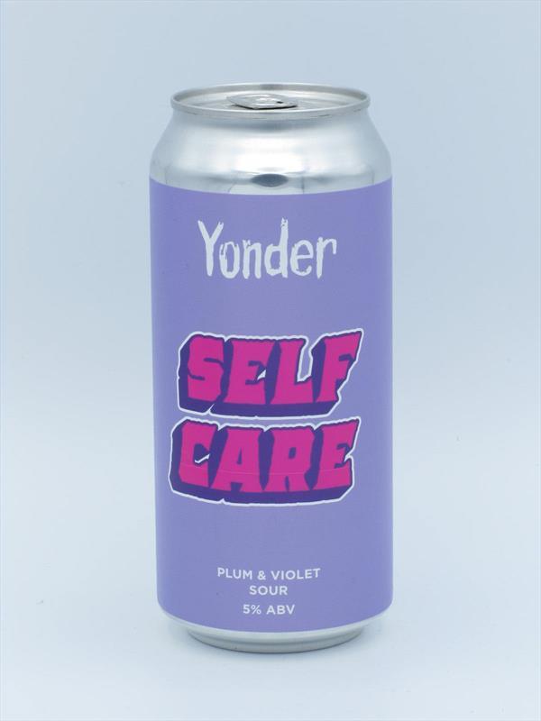 Yonder Self Care Plum & Violet Sour 5% 440ml Somerset Image 1