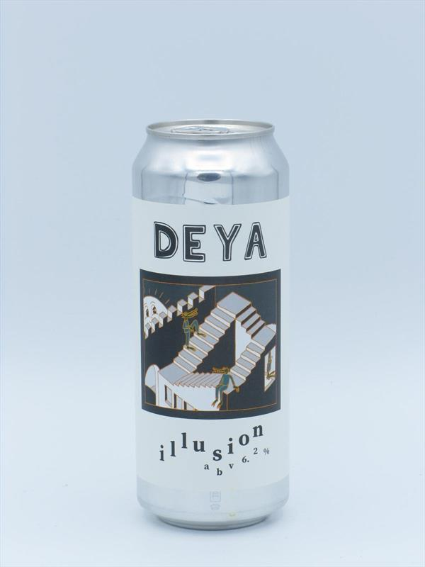DEYA Illusion IPA 500ml 6.2% Cheltenham Image 1