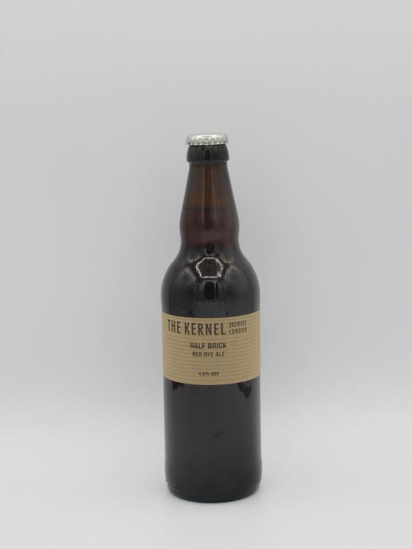 The Kernel Half Brick Red Rye Ale 4.6% 500ml London Image 1