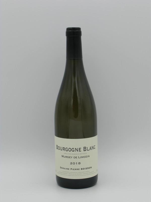 Pierre Boisson Bourgogne Blanc Murgey de Limozin 2018 Image 1
