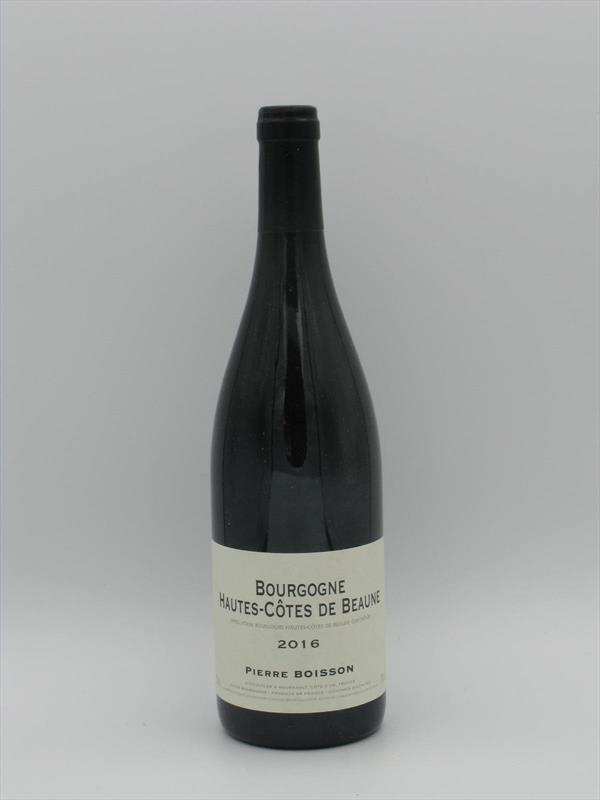 Pierre Boisson Hautes Cotes de Beaune Rouge 2016 Image 1