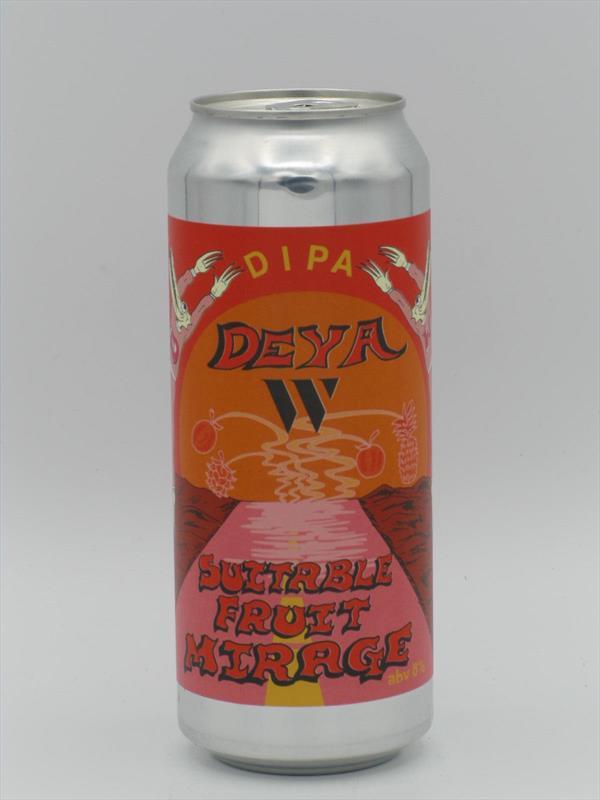 DEYA x Wylam Suitable Fruit Mirage DIPA 500ml 8% Cheltenham Image 1