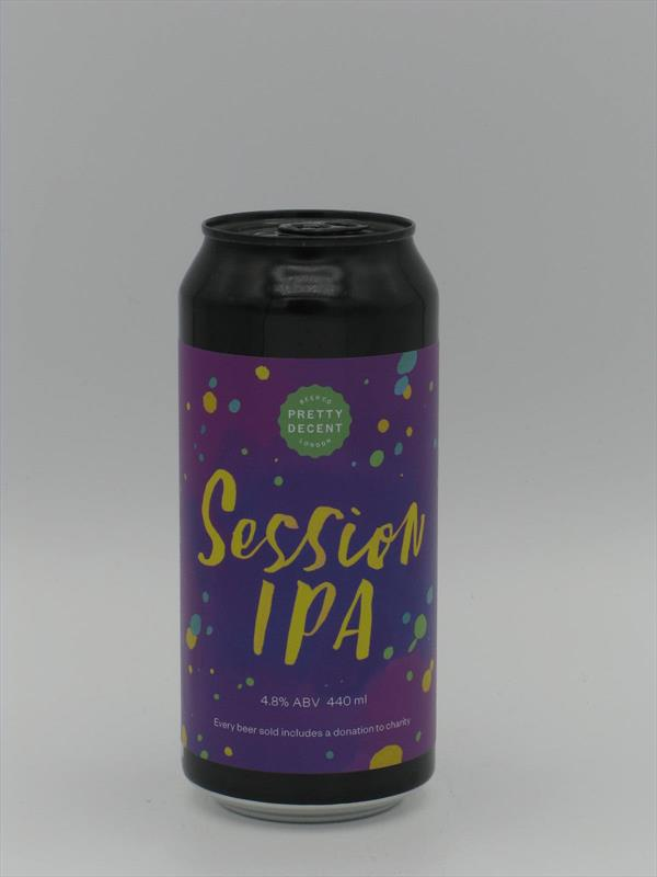 Pretty Decent Session IPA 440ml Forest Gate Image 1