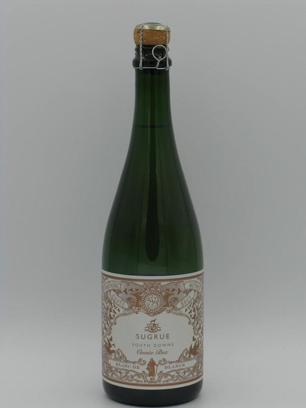 Sugrue South Downs Cuvee Boz 2015 Sussex Image 1