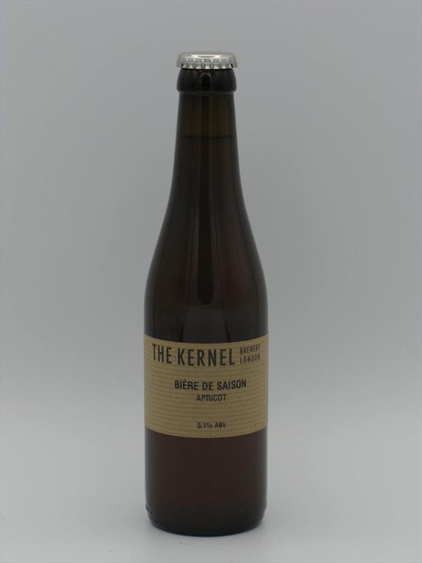 The Kernel Biere de Saison Apricot 330ml Bermondsey Image 1