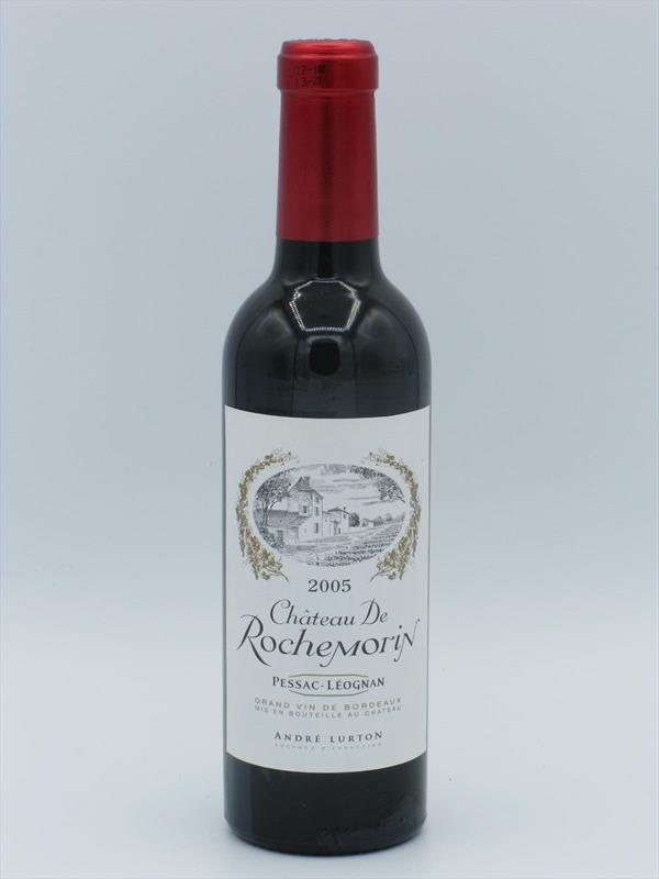 Chateau Rochemorin Rouge Half Bottle 2005 37.5cl Image 1