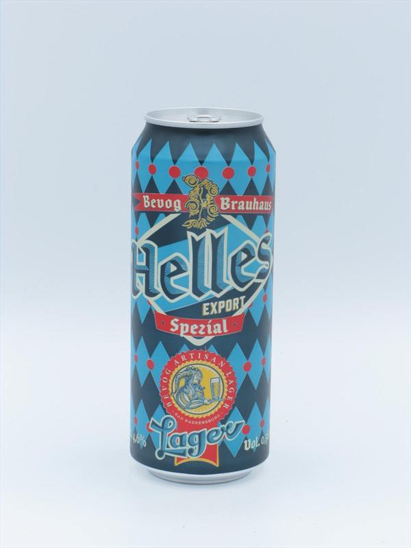 Bevog Helles Export Spezial 500ml, Austria Image 1
