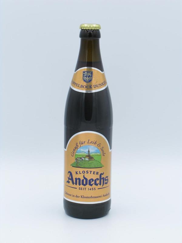 Kloster Andechs Doppelbock 7% 500ml Image 1