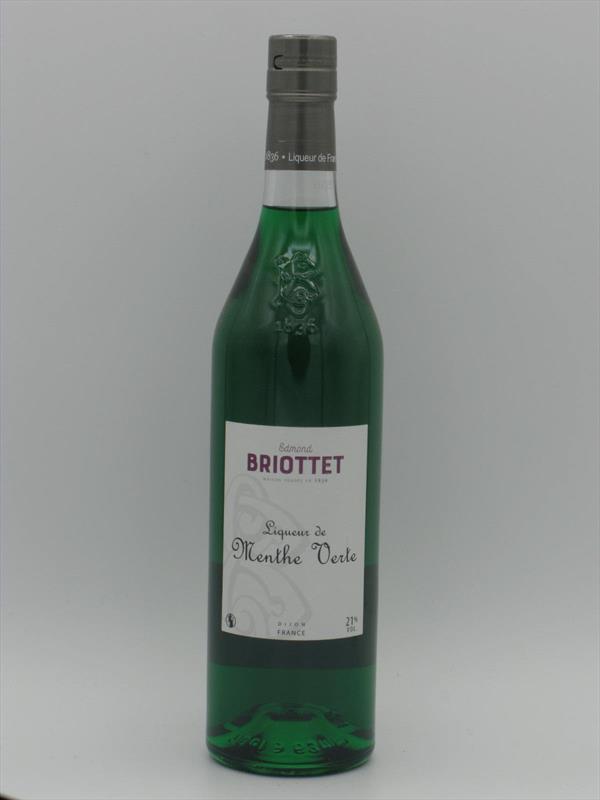 Briottet Creme de Menthe Verte 21% France Image 1