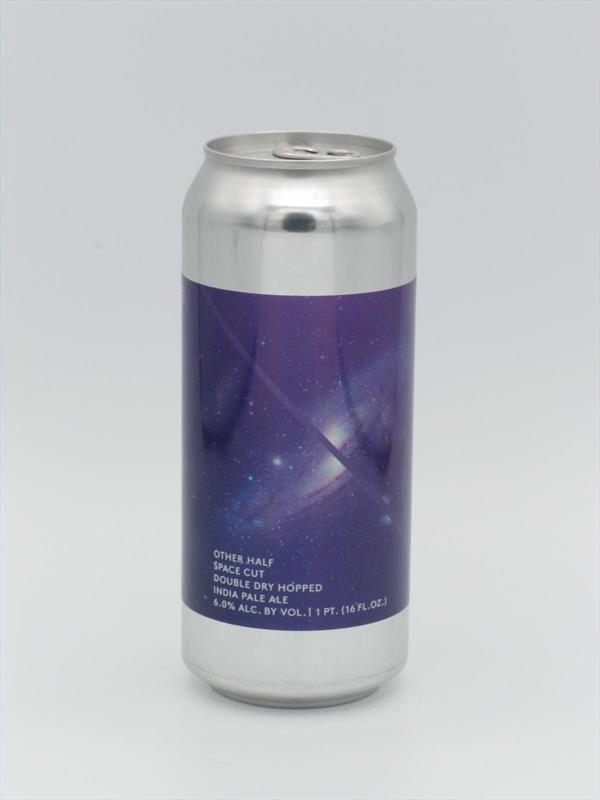 Other Half Space Cut DDH IPA 6% 473ml New York City Image 1