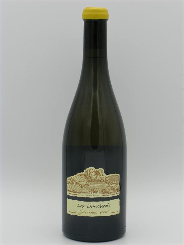 Ganevat Chardonnay Les Survivants 2017 Jura Image 1